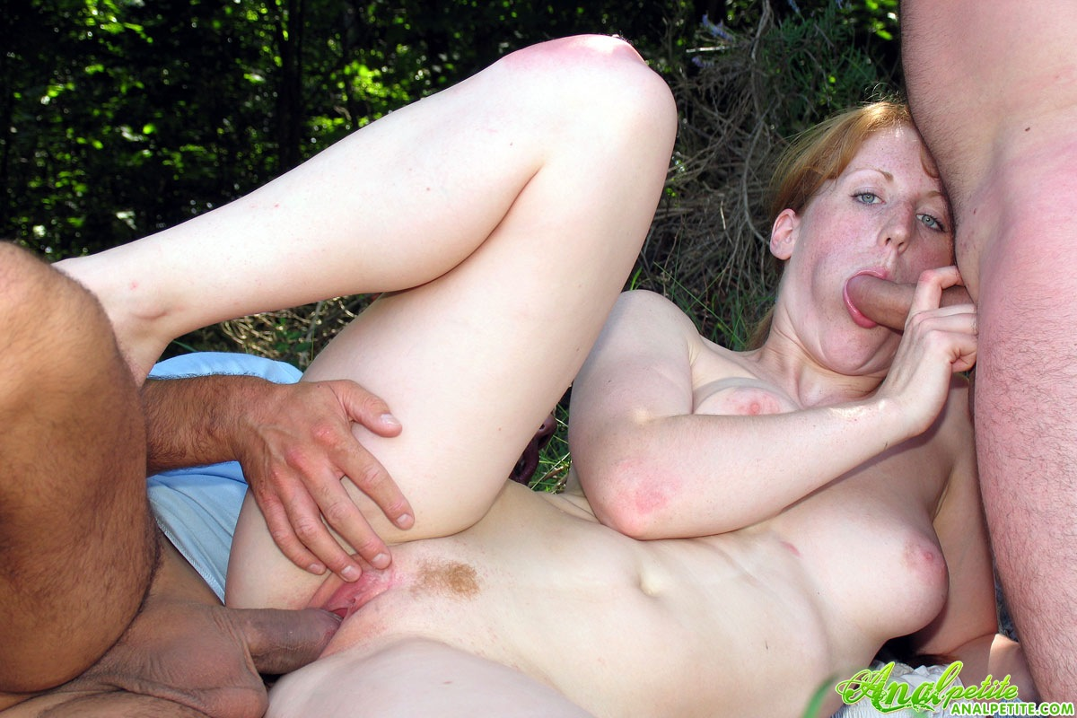 Teen Anal Fisting Herself