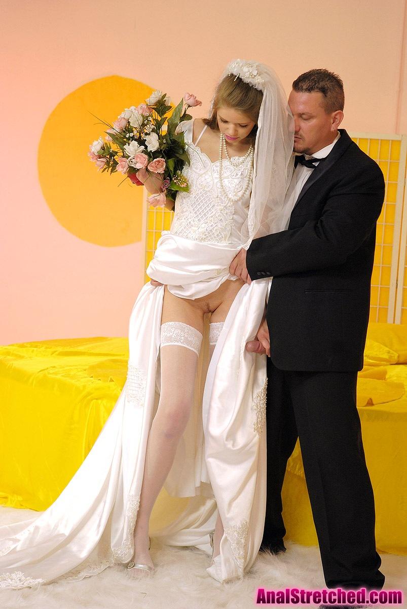 Чпокнули невесту