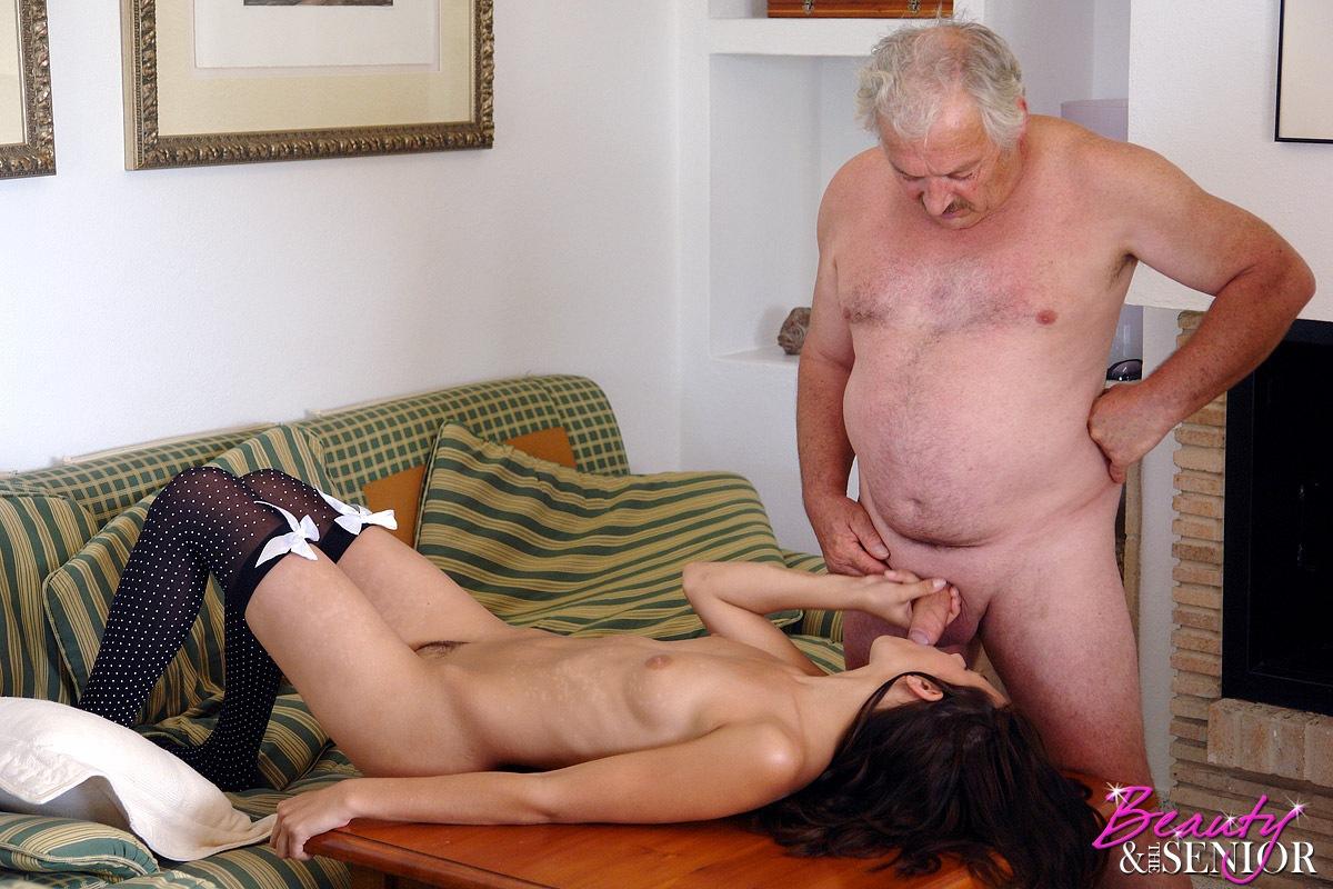 старые с молодыми порноонл