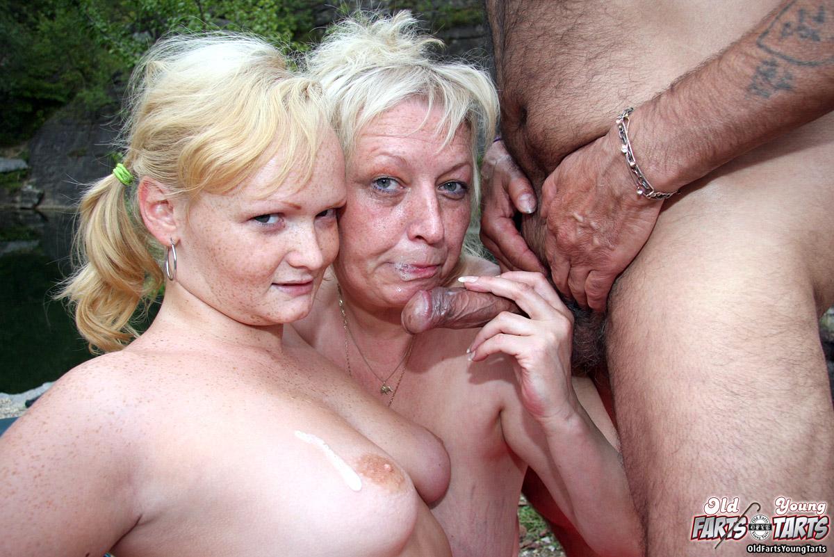 Дедушек и бабушек фото голых
