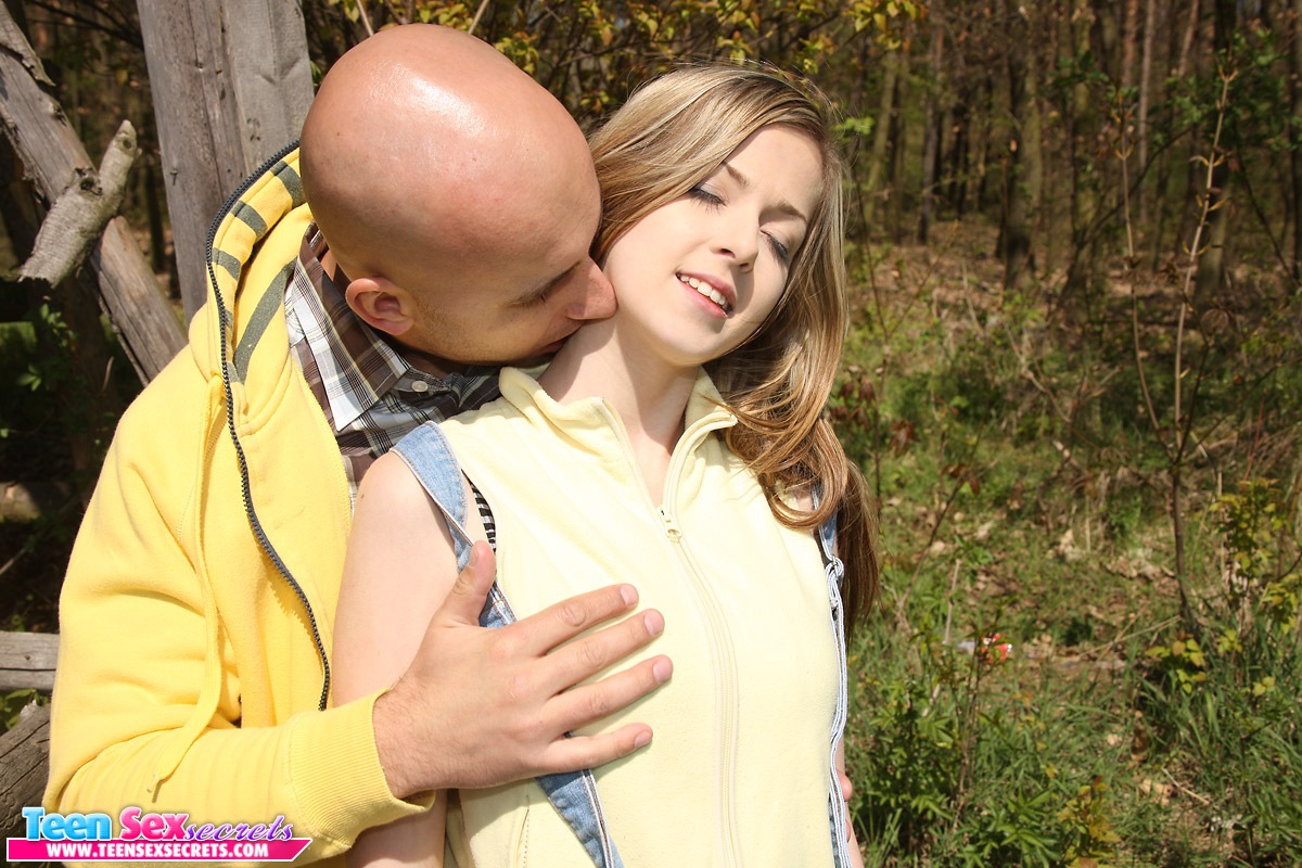 Think, girl from behind sex outdoors stranger was