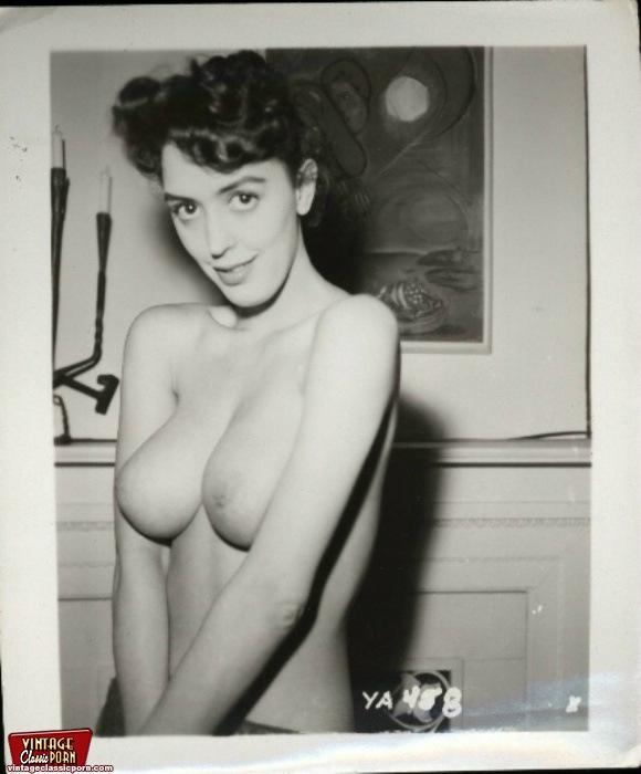 Tan vintage classic porn babes