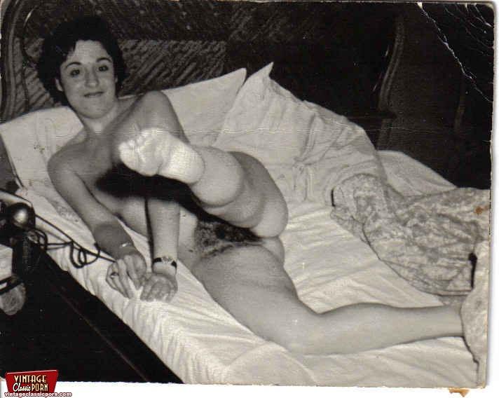 Vintage nude sexy