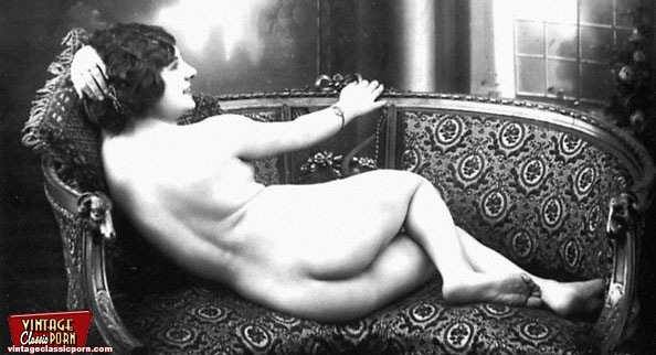 Several French Ladies From The 1930s Showing Their Body Photo 7 | Vintage  Classic Porn