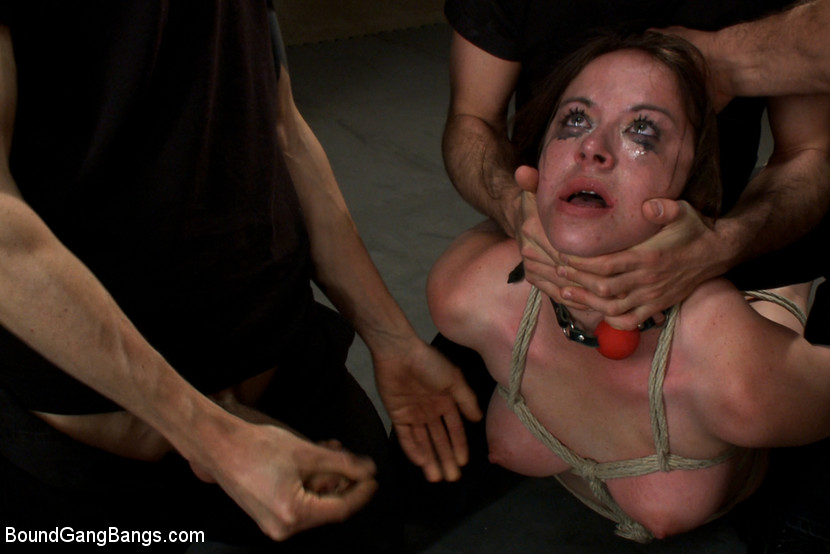 Captured Tied Up Fucked
