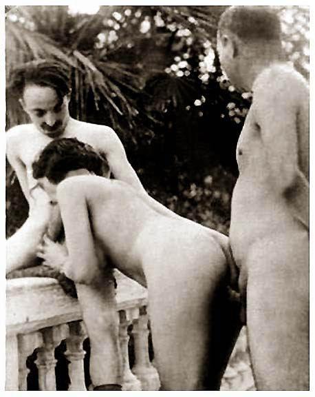 Vintage retro porn archive idea
