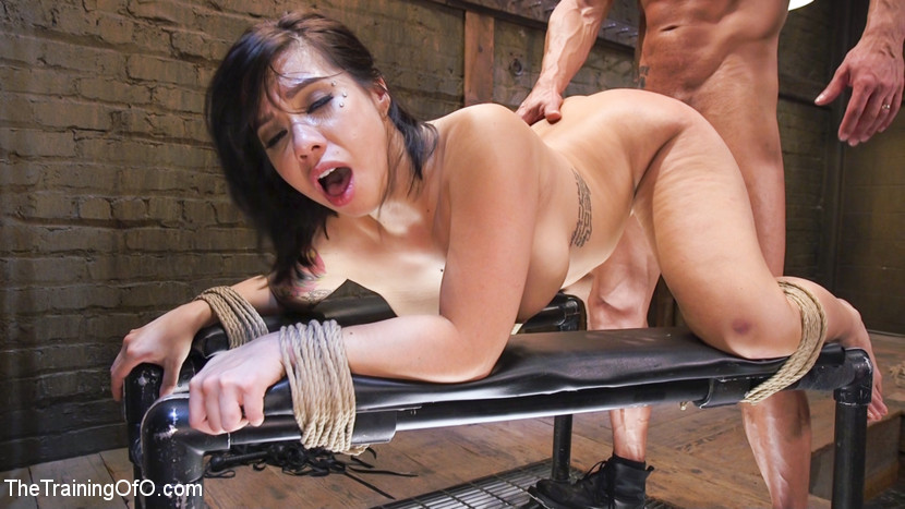 anal slave asian Female