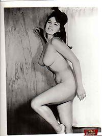 Nude gorgeous women vintage happens