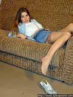 Teen whore skirt — photo 6