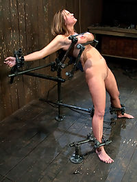 Trina Michaels BOOMING!! buy fucking machine : Trina Michaels is booming - tall, tan, sexy, huge honking tits, and beautiful to boot! On top of all that she loves BDSM, she loves the hard play, and she loves being helpless. Nature never gives it up all in one package but it came close here.Hard flogging, nipple torture, breast torture, and pussy punishment are just a few of the ordeals Trina suffers though. Add a powerful buy fucking machine Alpha hitting her G-spot just right and a vibrator on her clit, and this amazing blond is made to cum over and over. She likes being helpless and abused. We did not disappoint.