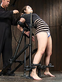 Charlotte ValeAs honest and real as a girl gets. the bondage fairies : When you strip away all the fake porn acting and fake BDSM from other sites, and really take the time to look at the bondage fairies they do, its easy to see why Device Bondage is the biggest, best custom metal bondage site on the internet.Charlotte Vale is just wonderful to watch. Her reactions are genuine, no fake acting or fake orgasms. This girl likes to be dominated, she like you to take it from her. She needs you to be rough and to make her cum. She needs you to rip her body and control her soul. She yearns for it. Want to see what REAL subspace afterglow looks like?
