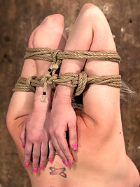 Blond tied into modified Category 4 HogtiedSucks cock, punished to the limit of her flexibility! the best of free sex videos : Live Show Mondays brings you part 3 of 4 of the April live show that featured the incredible Cherry Torn, sexy co-top Isis Love. Cherry goes from one unbelievable back breaking tie into another without a break. With her arms bound tightly behind her head, we start out by spanking Cherrys PERFECT ass. After getting it all nice and red, we push her on to a a bench and attack her wet shaved pussy. Isis finger fucks and vibrates Cherry to several orgasms. While cumming Cherry has a cock fucking her face, not just any fucking, but the deep, down the throat brutal fucking that would cause most girls to safeword, but not Cherry. She can take a cock down her throat with the best of free sex videos them. Soon we make the bondage unbearable, we arch and pull Cherry up into one of the most brutal Hogties you will ever see. Well, see anywhere else that is, since we are the masters of the Hogtied position. How much can even Cherry endure? Time is now her worst enemy.