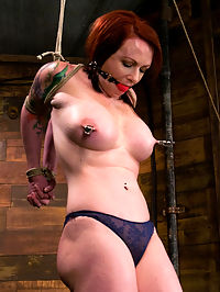 Kylie Ireland, the name that says it all. Huge toys, Huge Orgasms ways to make oral sex better : If you know Kylie Ireland, you will know this shoot is fucking hot. If you dont know her yet, you are in for a real treat. This is Kylies first on screen bondage experience and she takes it like a true professional. Cursing, spitting, screaming and all.Watch as she is tied and beat in ways to make oral sex better anyone cringe, then on top of the bondage, watch as we shove the largest toys we have into her dripping holes as she screams out her orgasms over and over again.