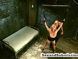 The Submission of Ginger Lynn bdsm sex toys : Sex and Submission proudly presents pornstar legend Ginger Lynn in her first real bdsm sex toys scene with boyfriend Mark Davis. With much excitement and anticipation she explores her submissive side in great depth. Mark is tough with her at times and brings her to that breaking point where she struggles to fight through the pain and discomfort. But the pleasurable rewards and lovingness displayed throughout makes Ginger a very happy submissive. The chemistry between the two and the genuine reactions from porn celebrity Ginger Lynn is really something special!