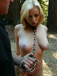 Starring Adrianna Nicole, Lee Stone fucked hard core : Seven is a natural looking girl with a great body who enjoys bondage and kinky sex. Hearing her crys of pain and ecstasy while bound and fucked hard core is exilarating. Lee Stone stimulates her with an anal electro-stim before finishing with deep anal penetration.