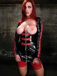 Berlin Submits big tits and porn videos : The fabulous Berlin is back looking very sexy in tight latex with her huge DD breast exposed. Isis love begins dominating her with verbal commands. She then punishes those big tits and porn videos ass before making her worship pussy. Berlin is then bound and gagged in different positions which includes massive orgasms, zippered clothespins, strap-on sex, breast bondage and more.