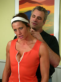 Starring Torque, Kym Wilde : We asked Torque to do a scene with Kym Wilde and make her truely submit to him. The challenge was his pleasure and she suffered so beautifully.