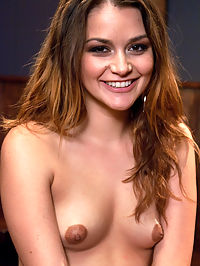 Double Penetration she is cumming : Allie Haze looks both sexy and determined as she cums from a heavy fucking with the Crystal Palace. Her deep throaty climaxes are almost as hot as watching her body tense up and cum. Almost! She takes a nice thick wang that goes all the way in and out of her pussy. Weve had a run of girls lately who want to try Double Penetration with the machines. Allie gives it her best shot and has two orgasms trying out the Twin Inserter. she is cumming definitely in new territory with her ass as she struggles a little to get the dick in and almost fights off her first of two intense orgasms from the two dildos. Her first is a toe-curling O while the machine is working her over, and her second is from the vibrator on her arse hole and clit while she recovers from the machine fucking.