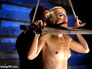 Dylan - Day OneTight Bondage, Extreme Orgasms, and Full Domination! : Dylan has been through TTOO once before, but petitioned to do it again. Her progress since her last training is impressive, but there is always more to learn. She is a smart submissive with the drive to excel, but her fears are what Im interested in.We work on finding what fear she is willing to face this time around. The two main ones are electricity and canes. She is allowed to pick, but has to pick one. She accepts this challenge with pride and a sense of accomplishment, because she now has a new goal.