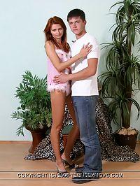 Redhead Teen Girl Hard Core