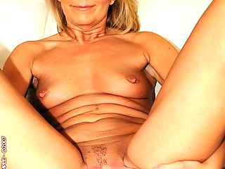 Milf has appetite for young lovers with hard cock