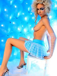 The stunning Lilien Ramirez showing her fine body parts