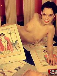 Some vintage daring real amateur pictures in the sixties