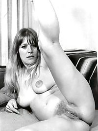 Vintage horny hairy beaver pictures of oldtimers chicks