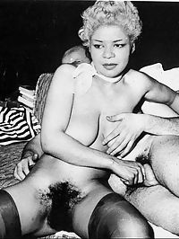 Several hairy vintage couples enjoy getting fucked wild