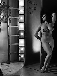June Palmer showing her perfectly fine sixties body parts