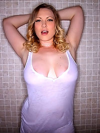 Super hot big tits wet natural babe fucked hard in these shower masterbation fuck pics
