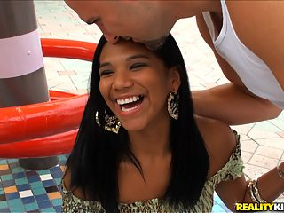 2 smoking hot fucking ebony babes get picked up at the pool then 3some fucked hard in this hot 3way pussy licking fucking cumfaced video update