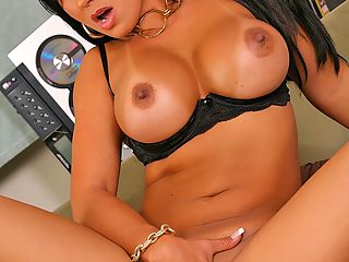 Super hot maryah and her big beautiful latina tits get her tight pussy fucked hard in this hot 3 minute video and pics