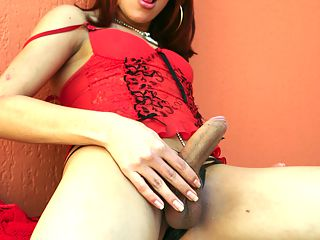 Amazing tranny paula dominates her prey in these hot spanking and anal drilling tranny pics