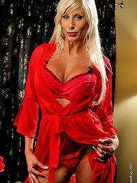 Puma Swede and a vibrator : Puma Swede stripping and getting off with vibrator