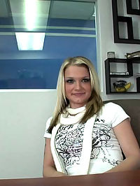Very stylish by the way, the scarf she was wearing was something that Im not used to seeing in Miami. Well she was here at my office telling me the story about how she decided to join the porn indus