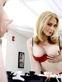 Nina Hartley is a MILF. One of the top MILFs the industry has to offer.. so of course we bring her to you to check out her dick sucking skills.