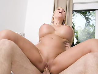 Harmony.. what can I say. What a pair of tits on this woman! Come watch this milf get fucked hard and long.