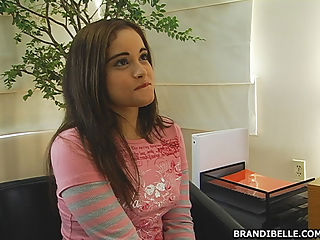 Fucking strangers, pleasuring girlfriends, playing with toys... brandi is an all around gal