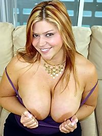 She has DD tits!!!