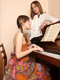 Lilya The Piano Lesson
