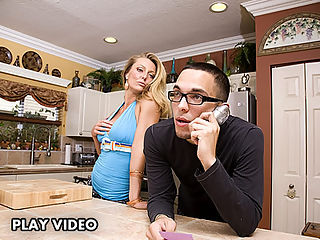 4 videos of this unsuspecting guy about to get pwned by this hot MILF. She can suck dick like no tomorrow