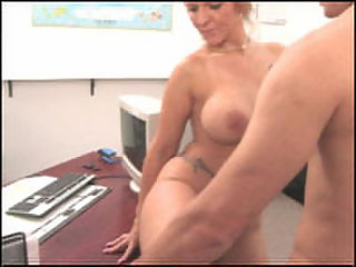 Redhead milf loves sex and spanking