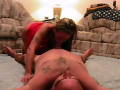 My wife loves fucking and facials
