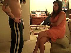 Hot wife fucked on camera