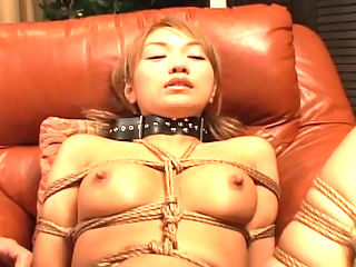 Japanese Blackmailed BDSM Training 12 : This is the second part of a hardcore bondage sex video Japanese Blackmailed BDSM Training 12. Tortured Asians live for this kind of treatment they love being tortured. This is close to being raped the only difference is that the women are aware but immobilized.