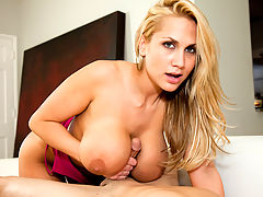 The Always Sexy Alanah Rae! : Big Tits Cream Pie is absolutely proud to have Alanah Rae on todays new update. She a blonde, big tit babe thats absolutely sexy. What more can you ask for. This babe has huge knockers, a juicy ass, and a pretty butterfly pussy. Damn! I would love to eat that pussy out!. But ill leave the pussy eating to our homie Buddy Royale. He indulged himself in this sweet piece of ass. Dont miss out!