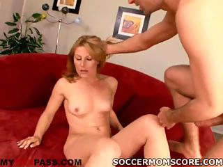 Sexy MILF gets young cock! : Young cock is like catnip for an older woman. Theres something about a young stud with a hard dick that turns an older woman into a quivering mass of nerve endings and throbbing pussy. Isadora Duncan isnt just an answer on a trivia quiz -- shes a 37-year-old mom with a rocking ass and a completely shaved juice box. This European MILF is in her prime and she is in total LUST with James Deen. And who can blame her? Hes got a cute face a fat cock and...hes young enough to be her son. In spite of the age difference James takes control of this scene and keeps Isadora riding the wave of multiple orgasms until hes had a chance to completely own her dripping wet pussy. Mommy is in love with young cock!Monique