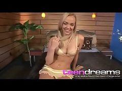 Almost virgins 3 : Blonde gets railed hard