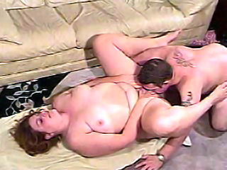Cock Drilled BBW Cassie : Pretty young plumper Cassie got herself a hot date, hes cute and hes mad obsessed about plumpers. Their date went well and soon theyre back in her place to fuck in her living room. In this scene bbw Cassie enjoyed hard cock pounding in her eager cooze.
